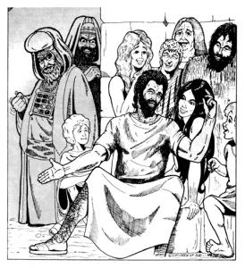 Jesus vs pharisee's